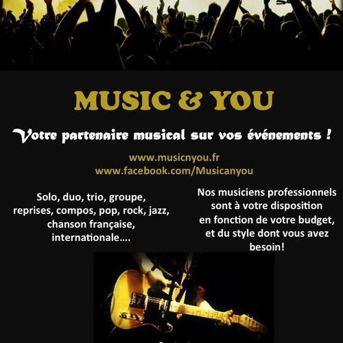 Musiciens Orchestres du Vaucluse : MUSIC AND YOU