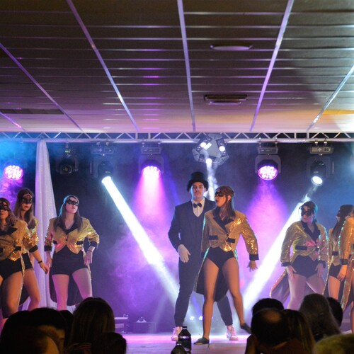 GROUPE TENDANCES - SPECTACLE  MUSIC HALL - ANIMATIONS REPAS