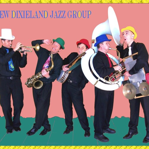 NEW ORLEANS  DIXIELAND JAZZ BAND