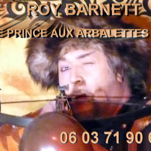 SPECTACLE MEDIEVAL -  ARBALETTES ROY BARNETT ACT CROSBOW - NORD