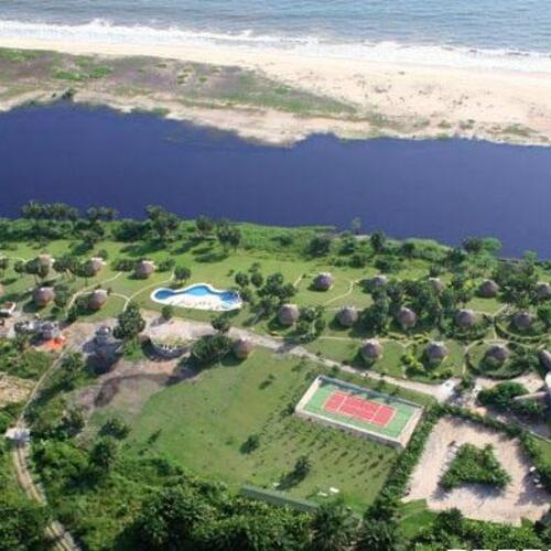 Malonda Lodge Luxurious African Hotel - Pointe Noire - Congo
