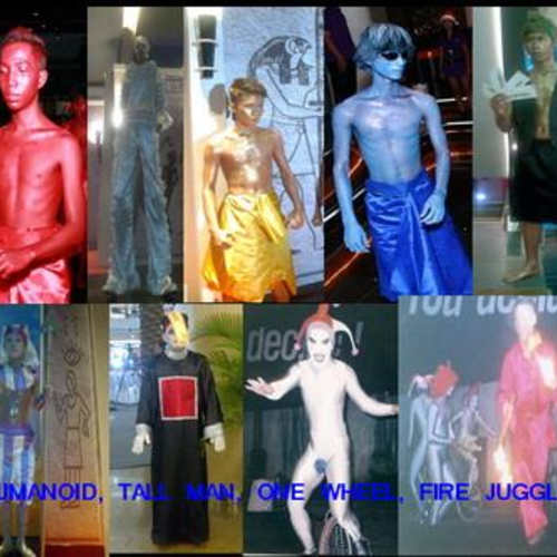 Adviser Attraction  - Fortune Teller, Magician, Female DJ, Band, Dancer - Event and Party - Jakarta