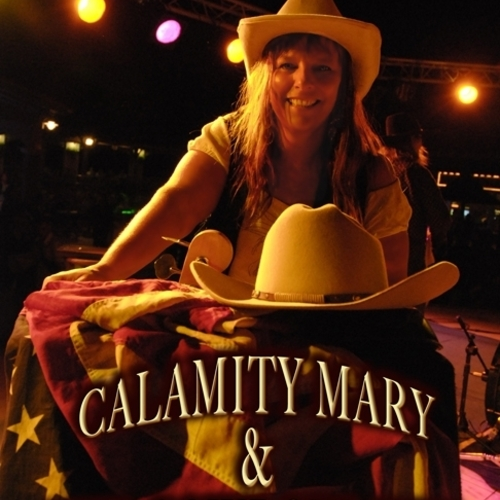 CALAMITY MARY ET LES COWBOYS - Groupe Country Music