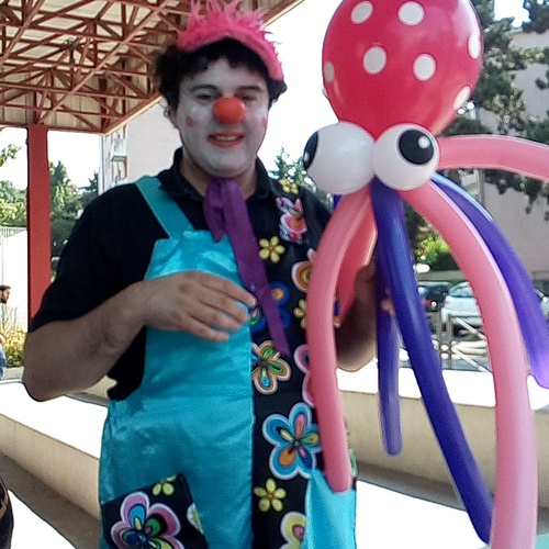 CLOWN PIL POIL - Animations ballons / Spectacles
