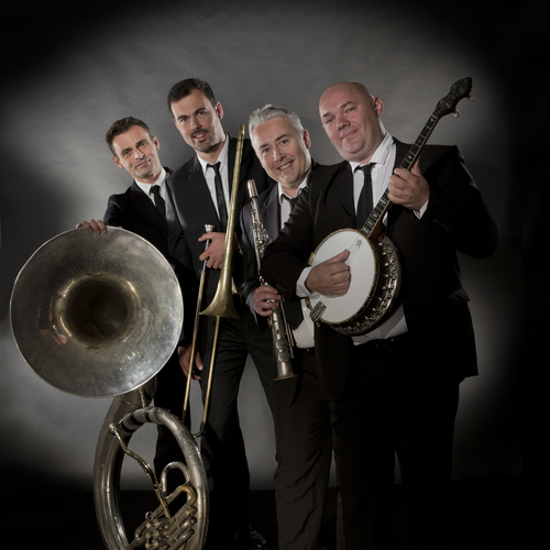 Tom Sawyer And Co - Jazz New Orleans - Avignon - Vaucluse
