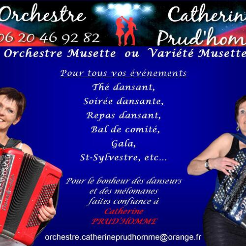 Orchestre Catherine PRUD'HOMME - REIMS