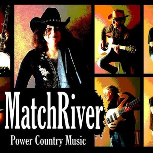 MATCHRIVER New Country Band - 70000 VESOUL - France