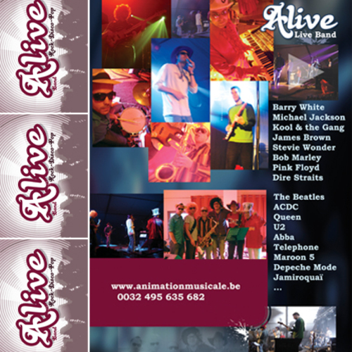 Alive Music, www.animationmusicale.be