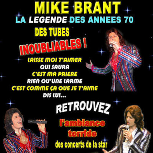 CLAUDE ARENA - SHOW MIKE BRANT