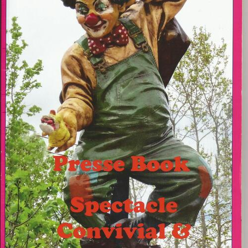 MARIONNETTES CLOWN BALLONS MAQUILLAGE CHANTS ACCORDEON PERCUSSIONS