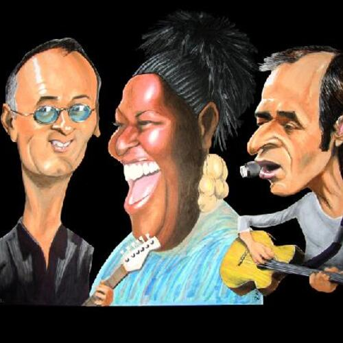 ENO CARICATURES - CARICATURISTE - TROYES - AUBE - CHAMPAGNE ARDENNE