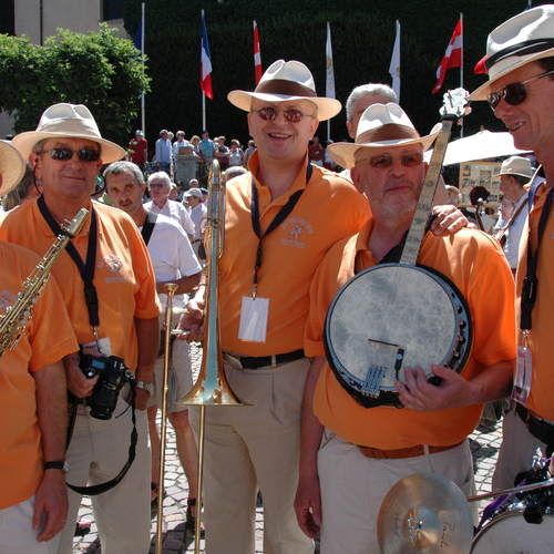 OLD TIME JAZZ: GROUPE DE JAZZ / NORD