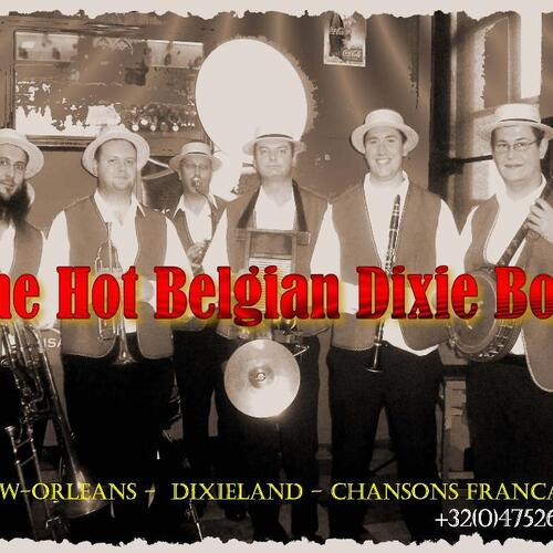 THE HOT BELGIAN DIXIE BOYS - Orchestre Jazz New Orleans