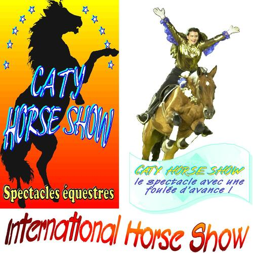 SPECTACLES EQUESTRES CATY HORSE SHOW