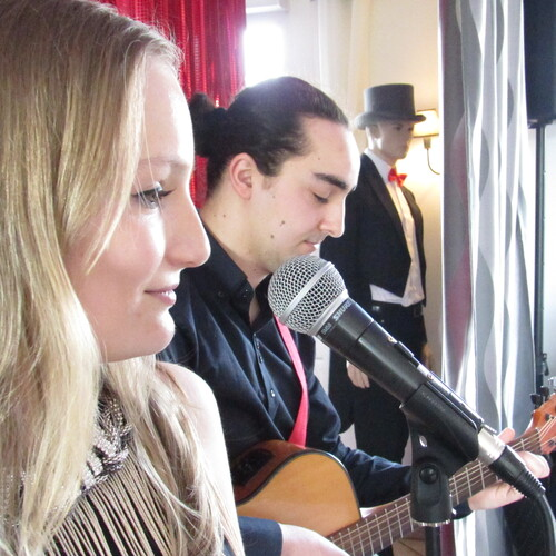 Duo musical Rainbows Acoustic Cover / LILLE NORD