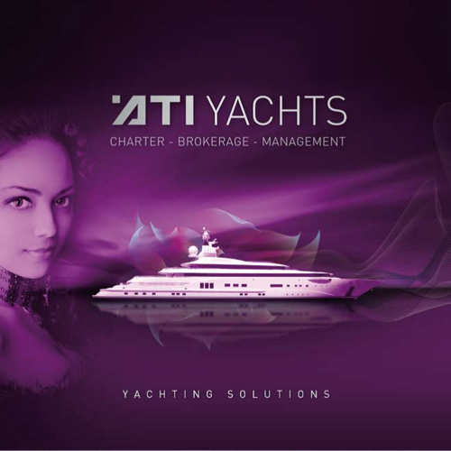 ATI YACHTS  - location de bateaux charter de yachts - Nice Cannes Antibes - French Rivera