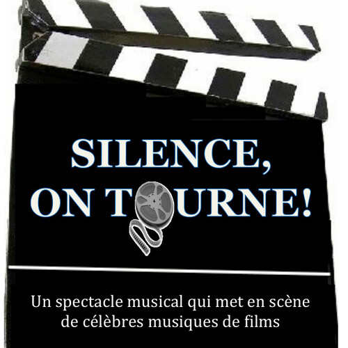 SILENCE, ON TOURNE - spectacle musical - Nice