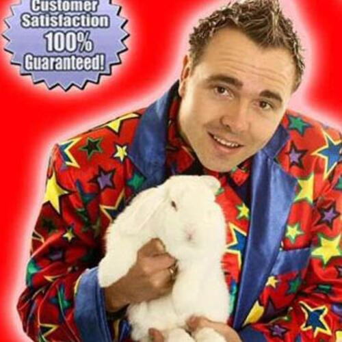 Magic with Silly Scott - children's parties Entertainer - Portsmouth