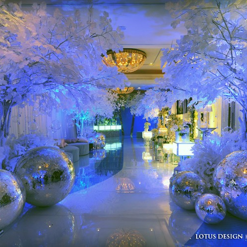 Lotus Design - Decoration for Wedding, Birthday Party and Ceremony - Jakarta