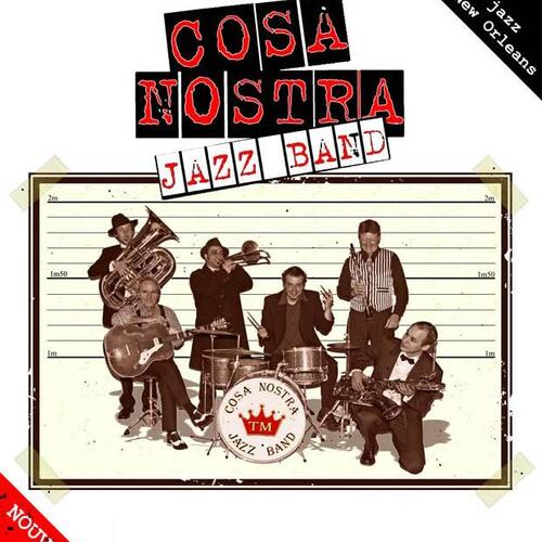 Cosa Nostra Jazz Band - MONTREUX - SUISSE
