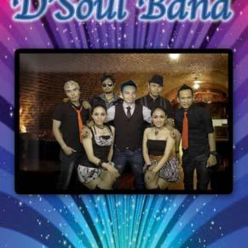 D'soul Band - Top 40 All around, Hip Funk Rock Style - Wedding, Birthday Party, Events - Jakarta