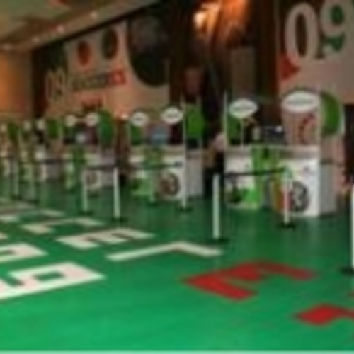Portable Floors - Temporary flooring for events