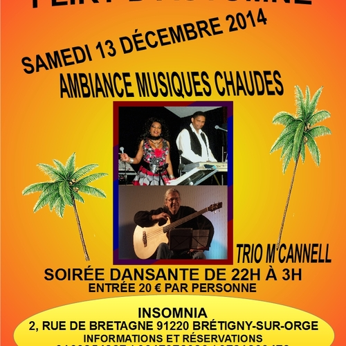 MCMH MUSIQUES/DUO M'CANNELL / M'CANNELL GOSPEL GROUP - ESSONNE