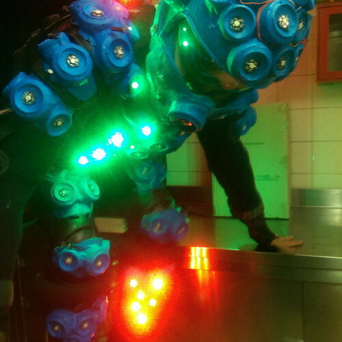 Spectacle-Robot - Echassiers -( create-energy)