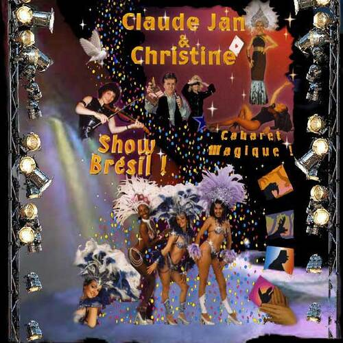 Spectacle Cabaret - Music Hall - Claude Jan - Toulouse - 31