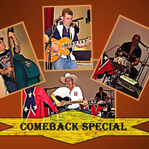 Comeback Spécial - Groupe Rock - Country