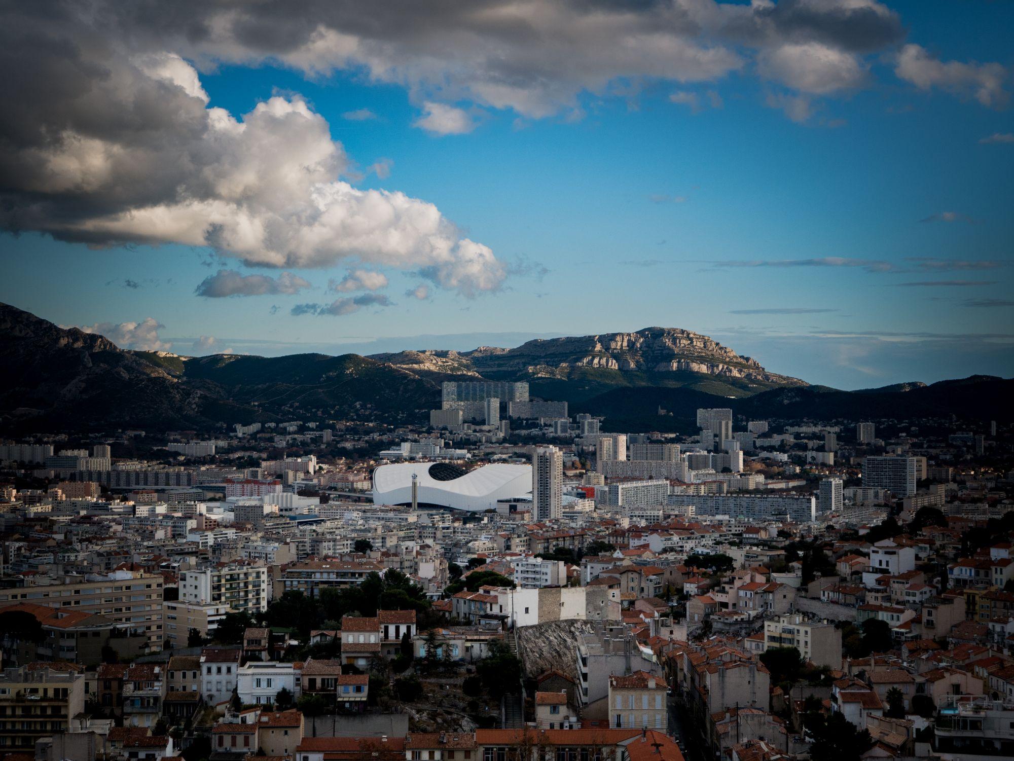 Stade Vlodrome de Marseille - Marseille, France