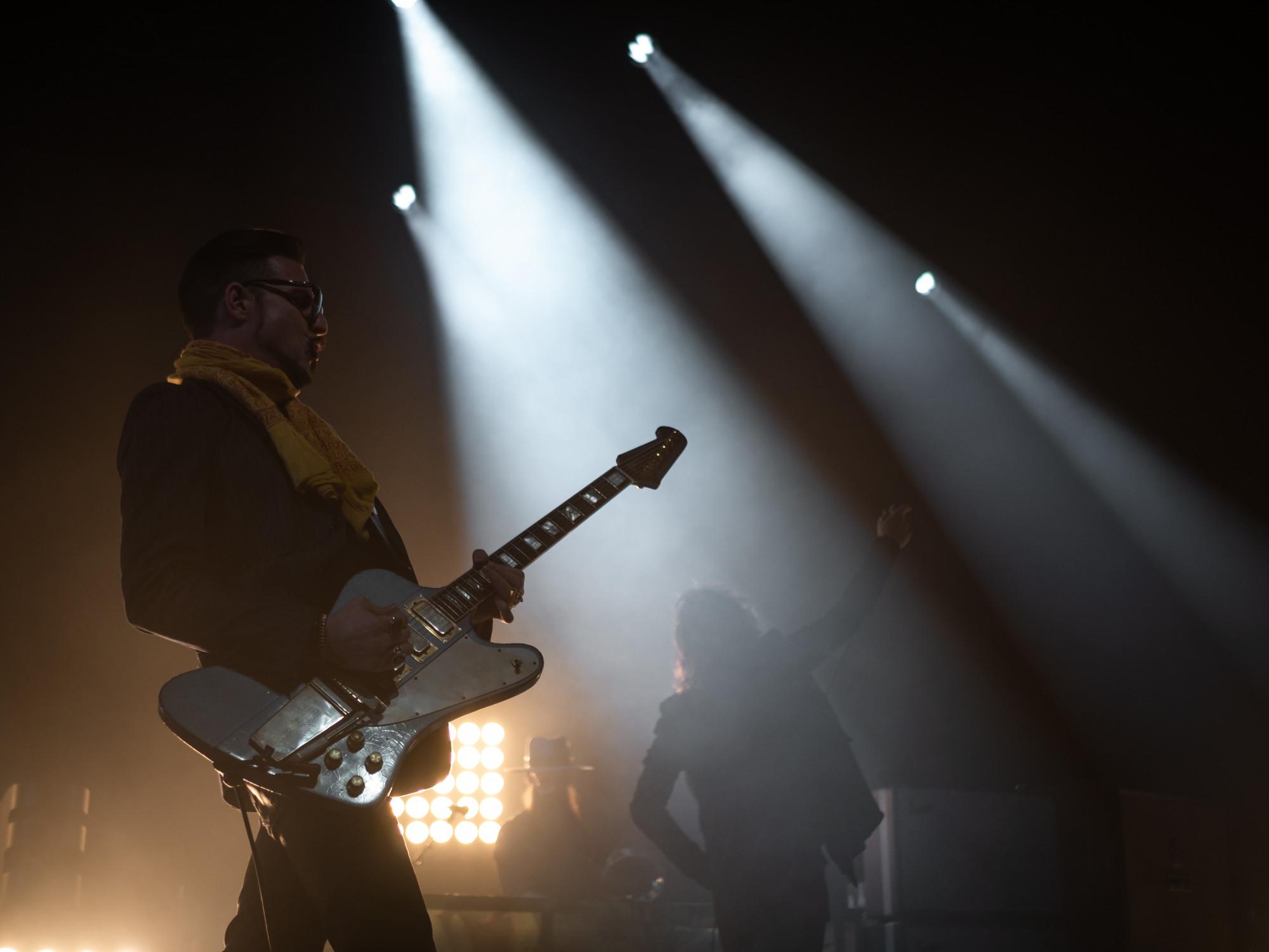 Rival Sons, concert au Transbordeur