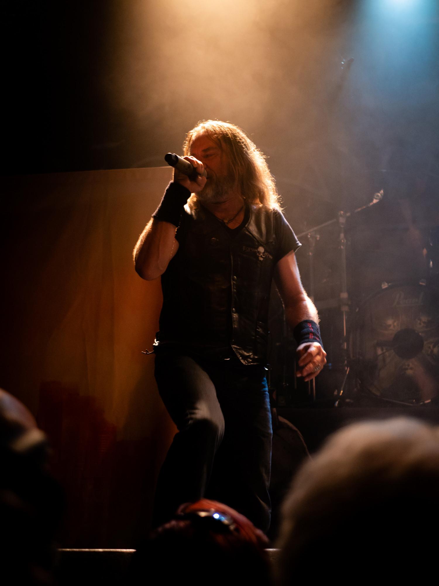 Flotsam And Jetsam - Overkill & Guests, concert au CCO