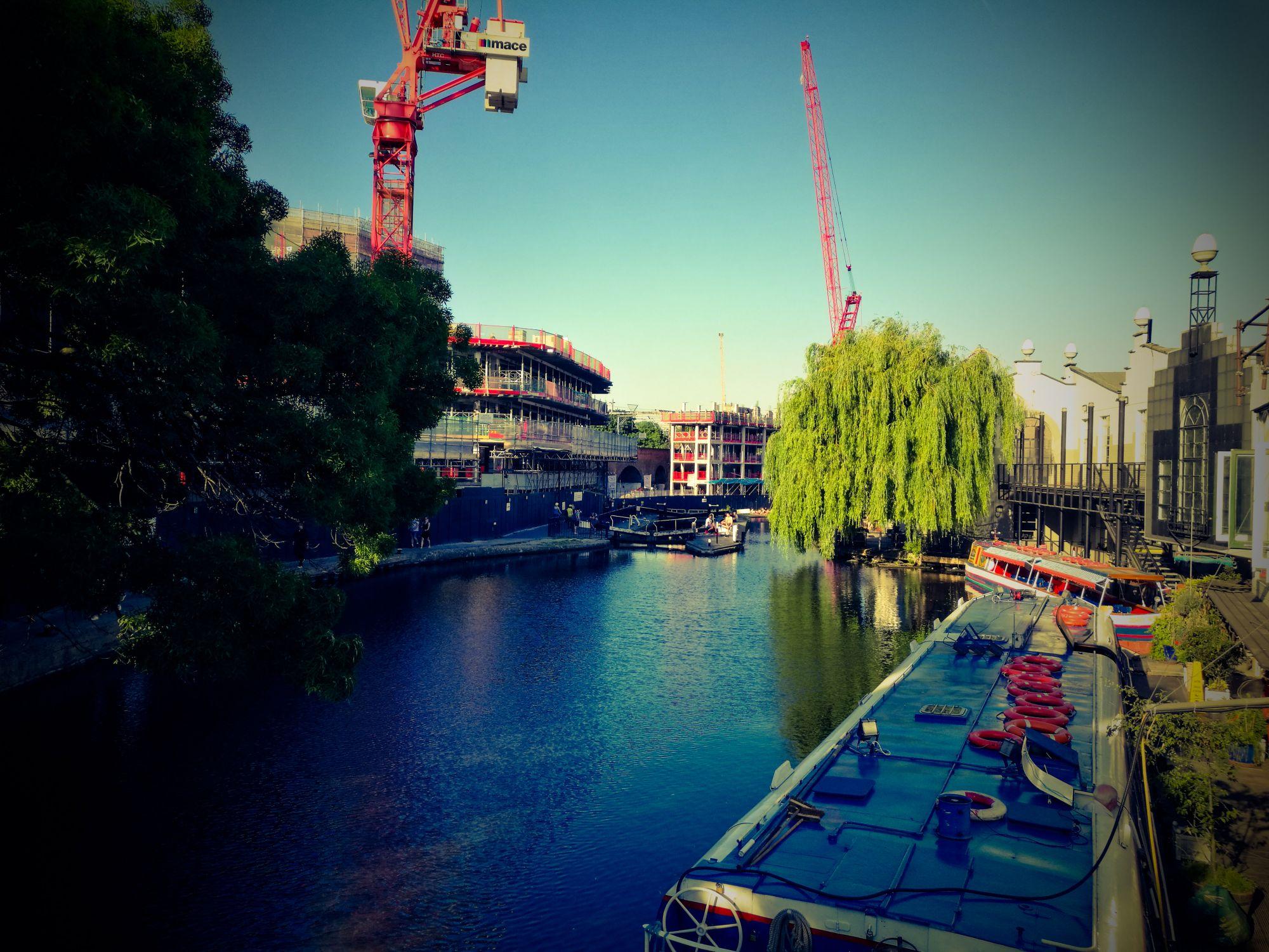 Camden Town, London - Londres, Angleterre