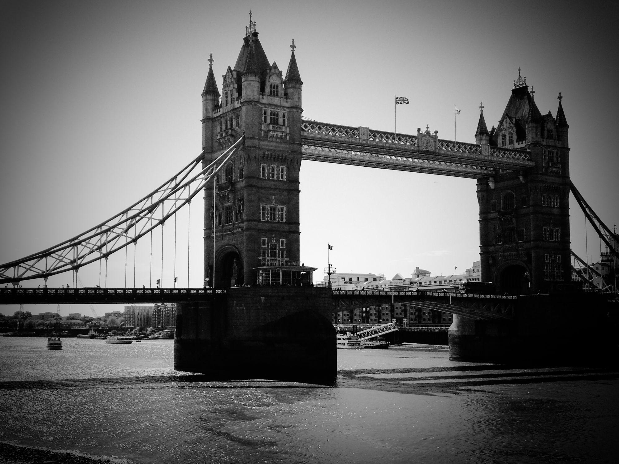 Tower Bridge, London - Londres, Angleterre