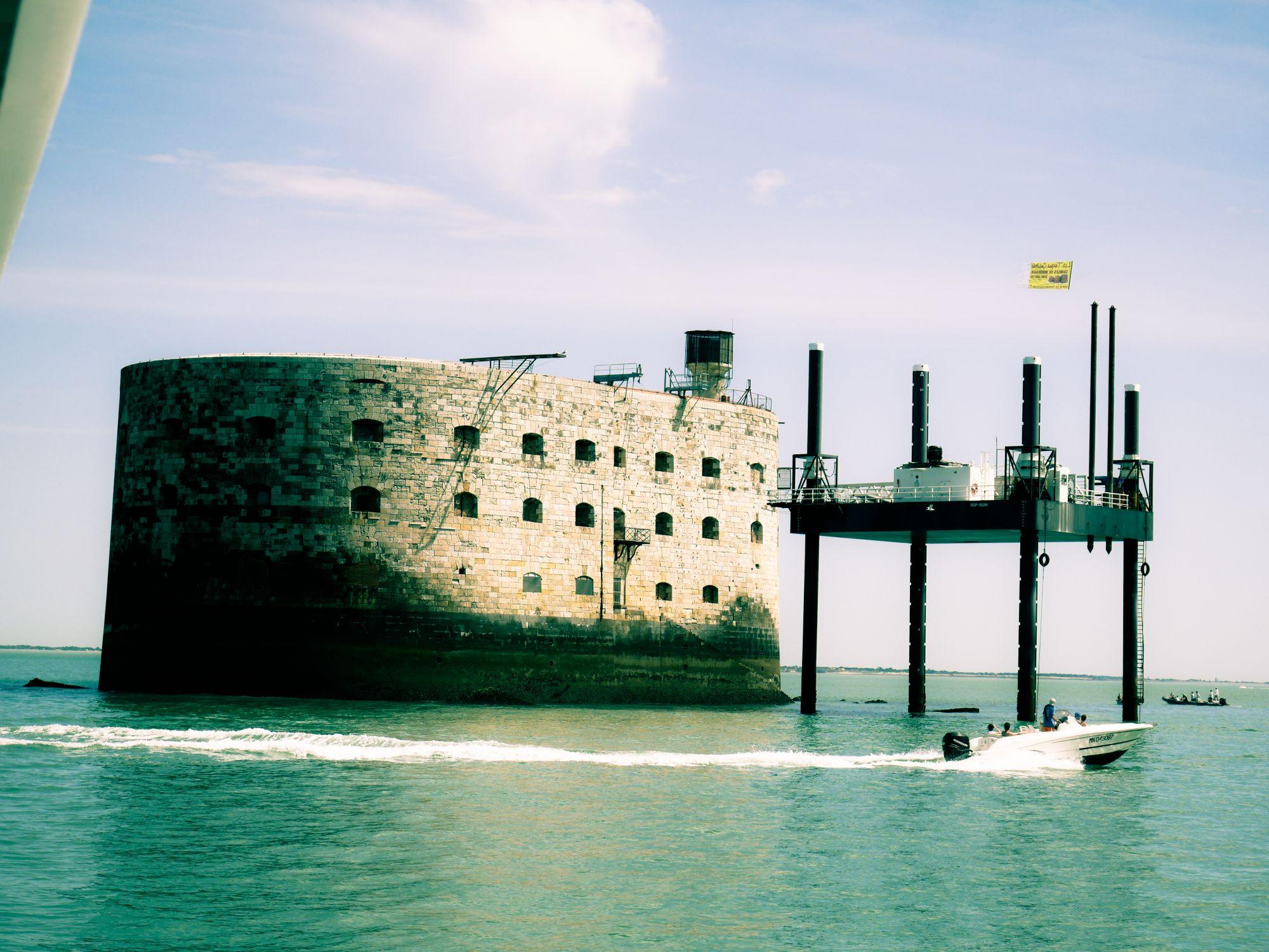 Fort Boyard - Vacances d'été à La Rochelle