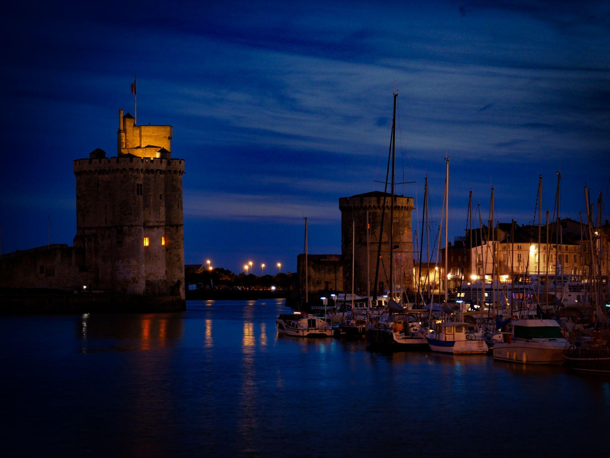 Vieux Port, La Rochelle - Vacances d'été à La Rochelle