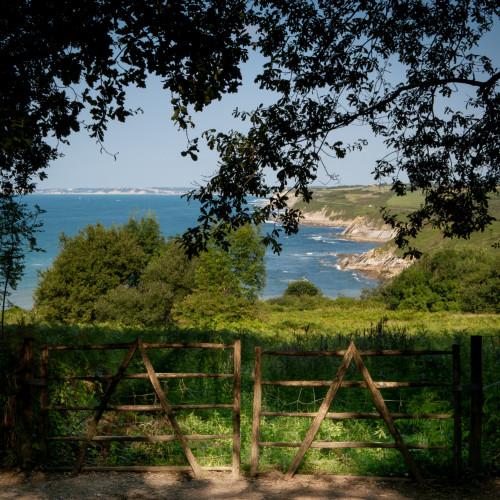 Parc du chteau-observatoire Abbadia, Hendaye, France - Vacances aux Pays Basque