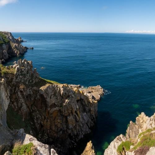 Pointe du Van - Bretagne, France