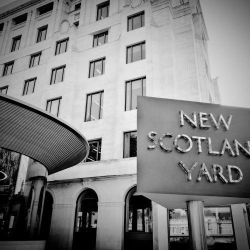New Scotland Yard, London - Week-end  Londres