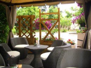 Auberge des Aqueducs - Le restaurant (1)
