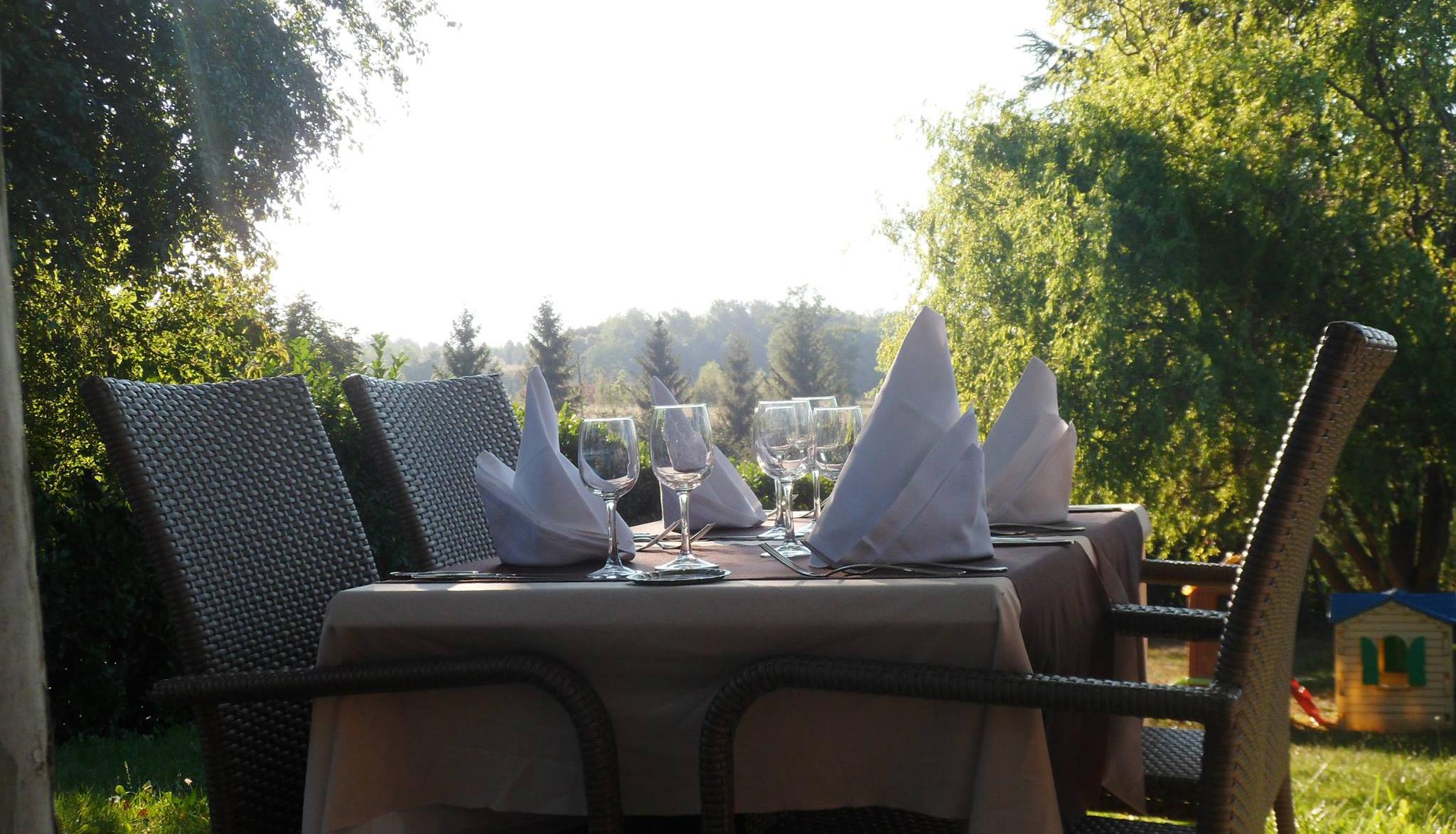 Auberge des Aqueducs - restaurant à Chaponost
