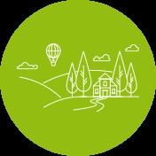 Module patrimoine exceptionnel au camping Bellerive àSt Côme d'Olt
