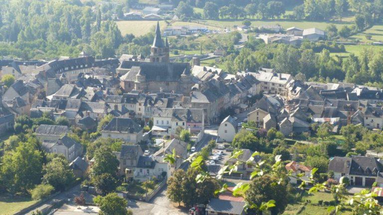 Village de St Côme d'Olt