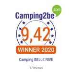 Note camping à St Côme d'Olt