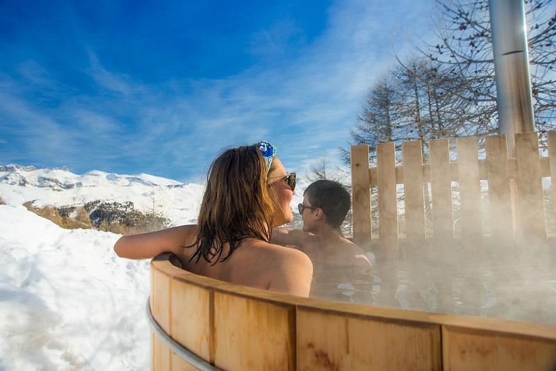 bain norvégien vars