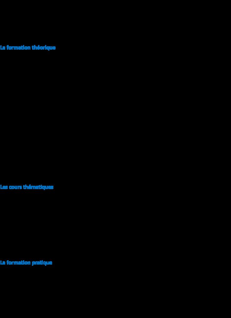 Critères et documents Auto Ecole du cheval blanc - Formations et Permis