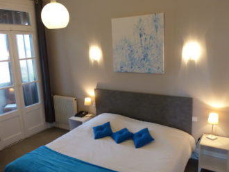 reservation chambre hotel à Brax