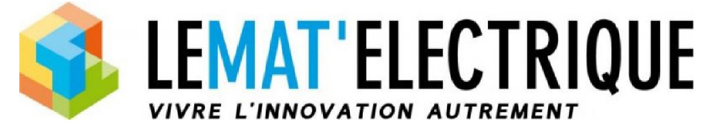Logo Le Mat'Electrique