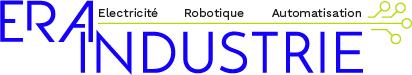 Logo Era Industrie - Génie électrique, automatisation et robotique